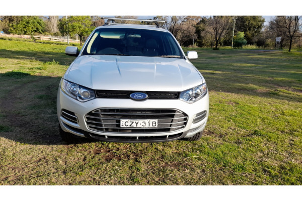 2014 Ford Territory SZ Turbo TS Wagon Image 2
