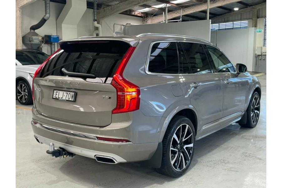 2020 MY21 Volvo XC90 L Series MY21 T6 Geartronic AWD Inscription Suv