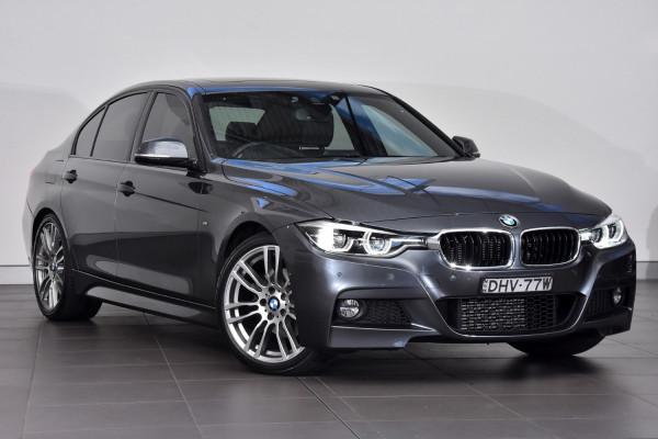 BMW 3 Series Sport F30  320d M