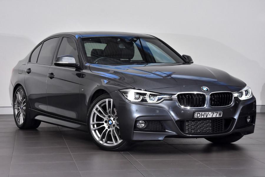 2015 BMW 3 Series Sport