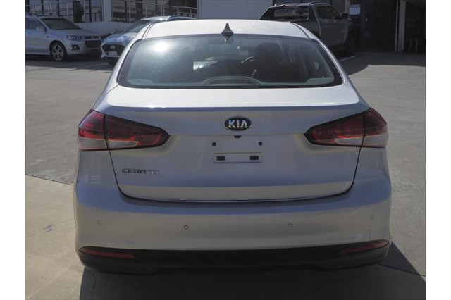 2018 Kia Cerato YD MY18 S Sedan Image 2