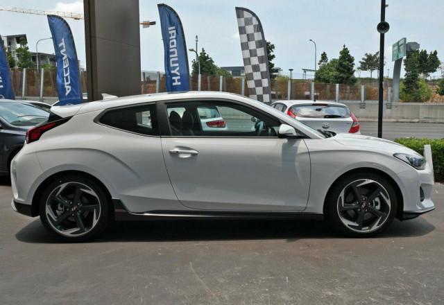 2019 MY20 Hyundai Veloster JS Turbo Premium Hatchback