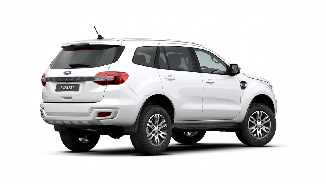 2020 MY20.75 Ford Everest UA II Trend 4WD Suv Image 3