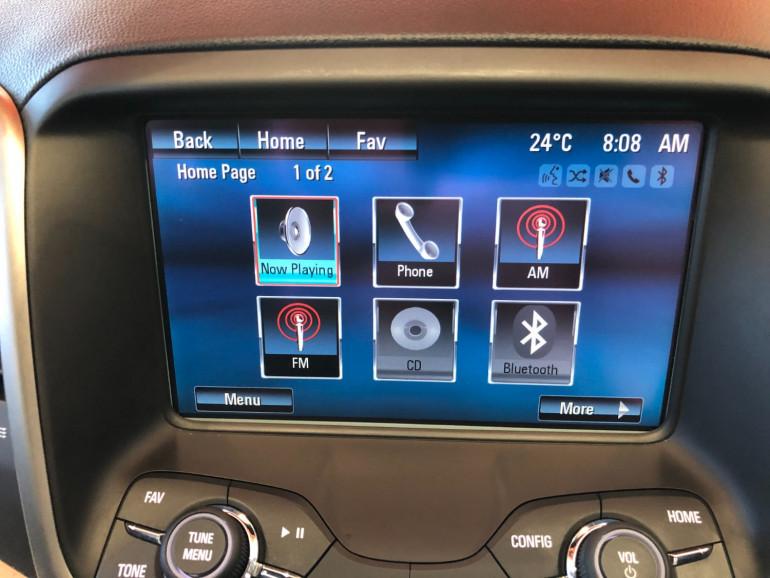 2015 Holden Commodore VF Evoke Sedan Image 8