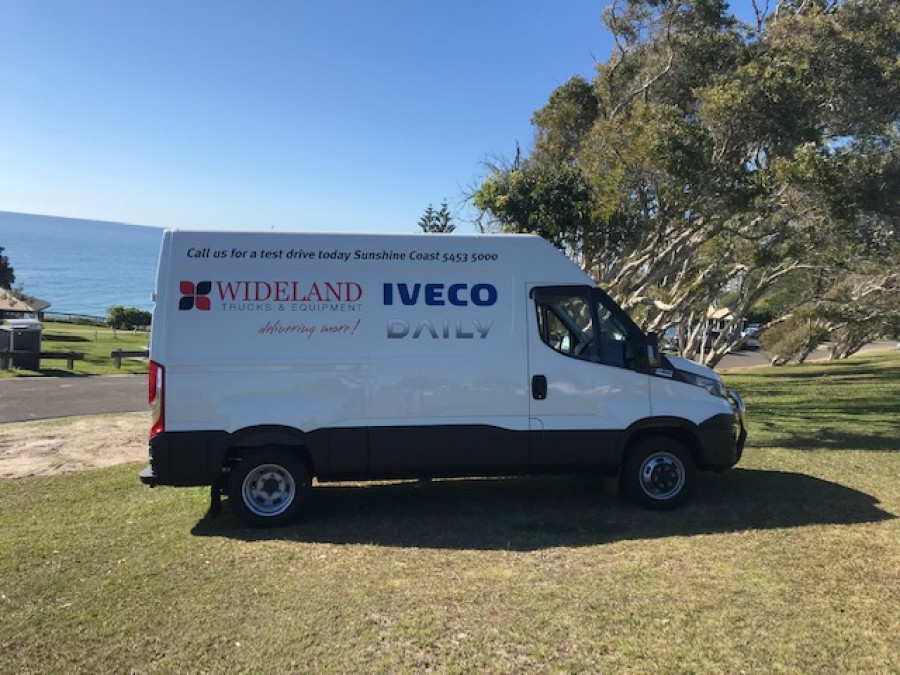 2020 Iveco 50c17a  Daily Van Van Image 9
