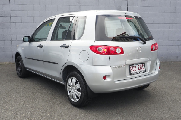 2007 Mazda 2 DY10Y2 Neo Hatchback Image 4