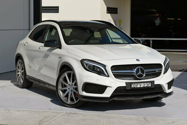 Mercedes-Benz Gla45 AMG X156 807MY