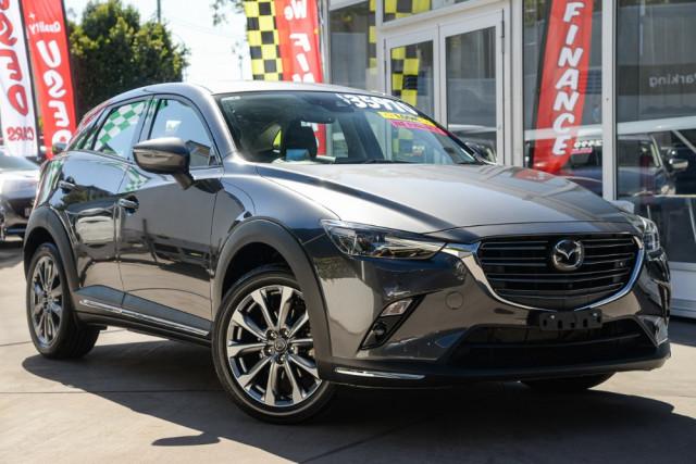 2018 Mazda CX-3 DK4W7A Akari LE Suv