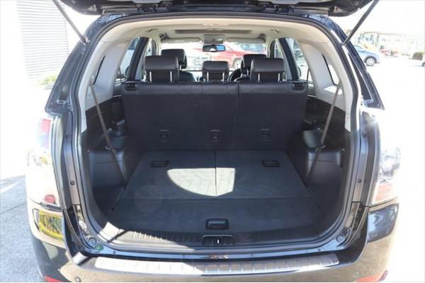 2012 Holden Captiva CG Series II 7 LX Suv Image 4