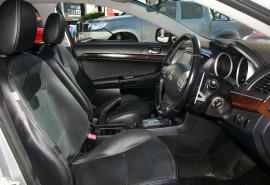 2009 Mitsubishi Lancer CJ MY09 Aspire Sedan
