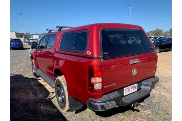 2014 MY15 Holden Colorado RG MY15 LTZ Utility Image 3