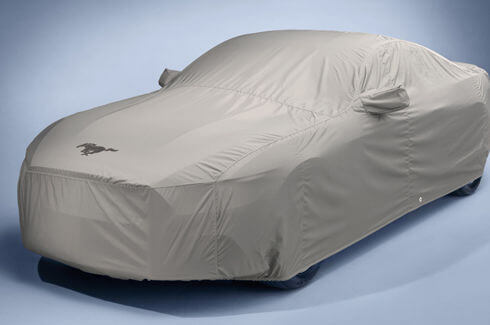 Car Cover - Fastback