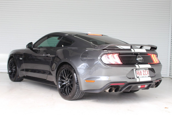 2019 Ford Mustang Coupe Image 5