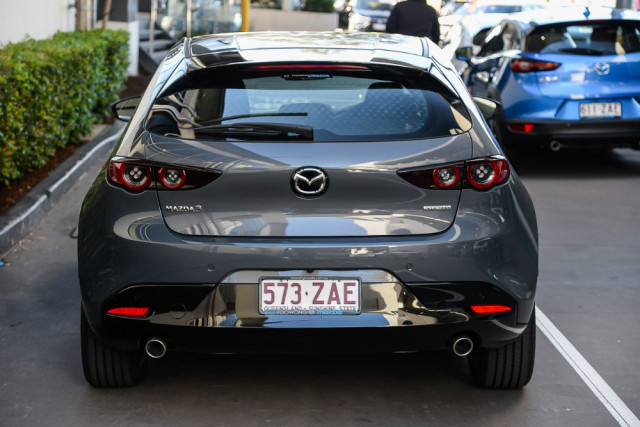 2019 Mazda 3 BP G20 Evolve Hatch Hatchback Image 4