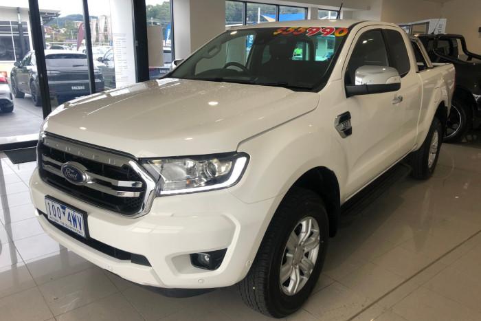 2019 Ford Ranger PX MkIII 2019.0 XLT Utility