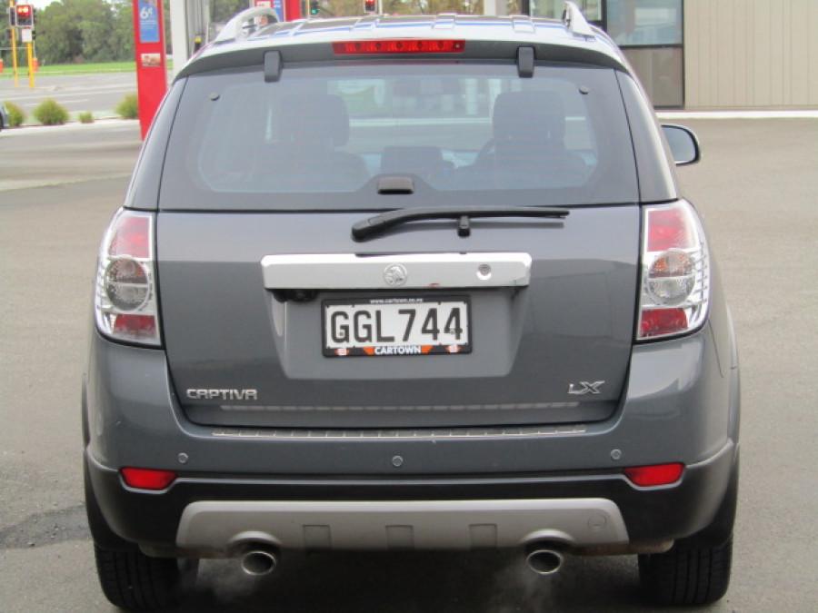 2012 Holden Captiva LX AWD 7 Seater Sports utility vehicle