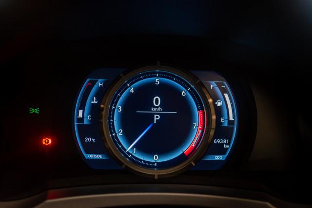 2016 Lexus Is GSE31R 350 F Sport Sedan Image 25