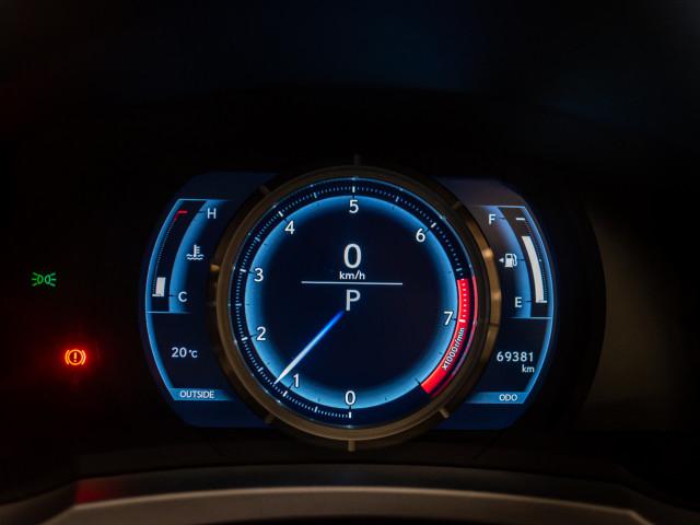 2016 Lexus Is GSE31R 350 F Sport Sedan
