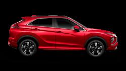 New Mitsubishi Eclipse Cross Plug-in Hybrid