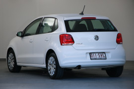 2012 MY12.5 Volkswagen Polo 6R Trendline Hatchback Image 3