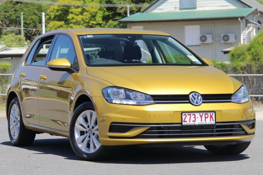 2018 MY19 Volkswagen Golf 7.5 110TSI Trendline Hatchback