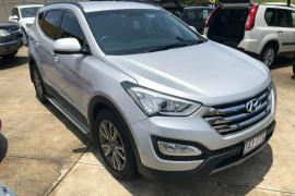 Hyundai Santa Fe Elite CRDi (4x4) DM