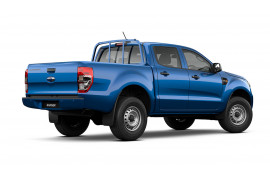 2021 MY21.75 Ford Ranger PX MkIII XL Hi-Rider Double Cab Utility Image 4