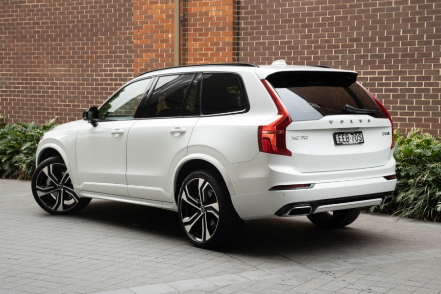 Demo 2020 Volvo XC90 D5 R-Design Darlinghurst #7325823