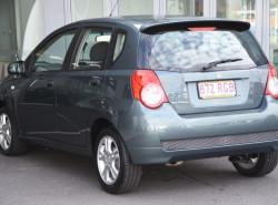 2010 Holden Barina TK MY10 Hatchback Image 3