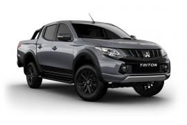 Mitsubishi Triton Blackline MQ