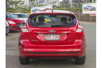2014 Ford Focus LW MKII Sport Hatchback Image 2