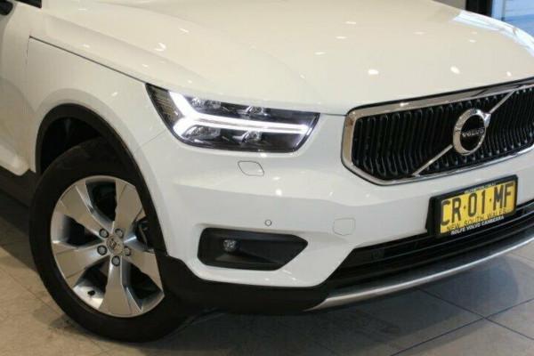 2018 MY19 Volvo Xc40 XZ  T4 T4 - Momentum Suv Image 2