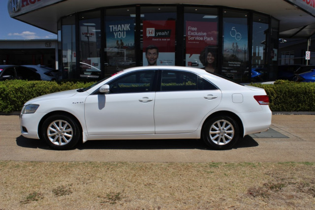 2009 Toyota Aurion GSV40R Prodigy Sedan Image 5