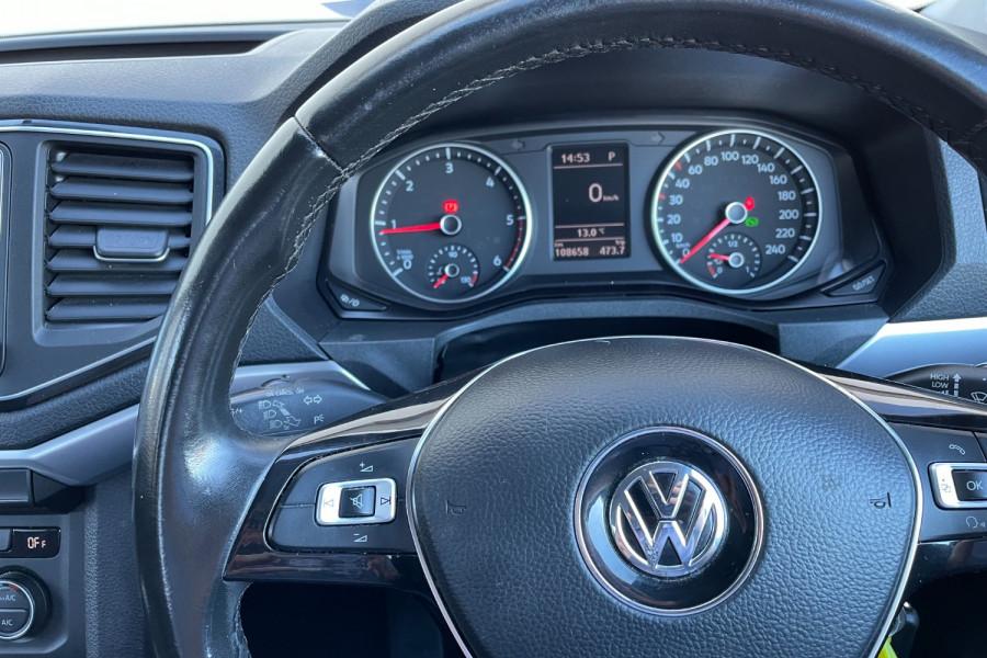 2018 Volkswagen Amarok 2H  TDI550 Sportline Utility Image 13