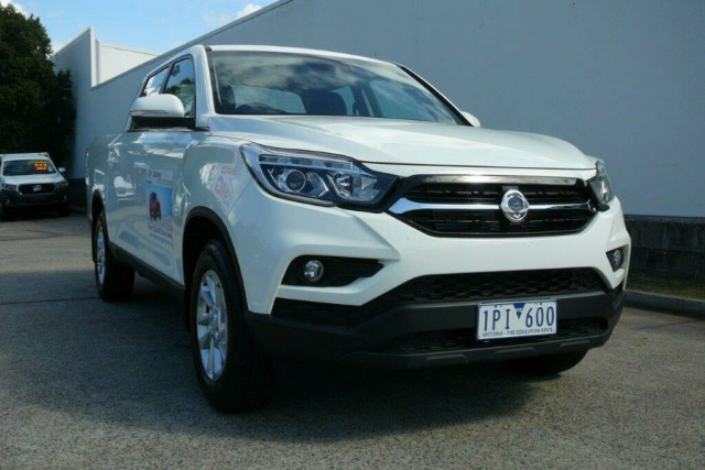 2019 SsangYong Musso XLV Ultimate Plus 17 of 20