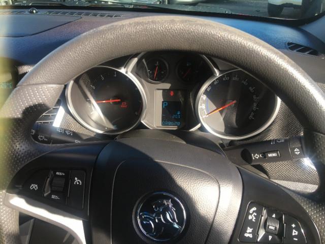2013 MY12 Holden Cruze JH Series II CD Wagon