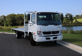 Fuso FIGHTER TRAY + INSTANT ASSET WRITE OFF MANUAL STEEL TRAY  1024