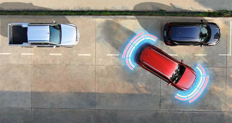Front & Rear Parking Sensor Image
