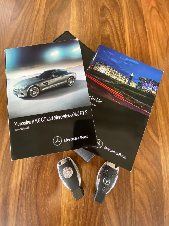 2016 Mercedes-Benz Amg Gt C190 S Coupe Image 13
