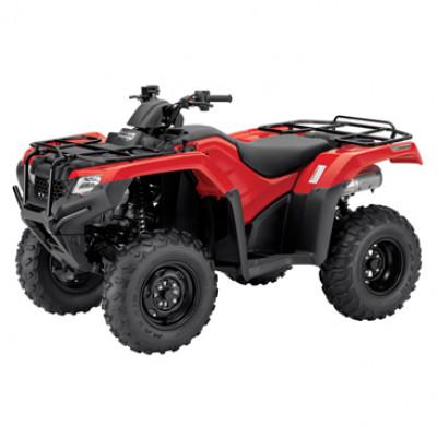 New Honda TRX420FA6