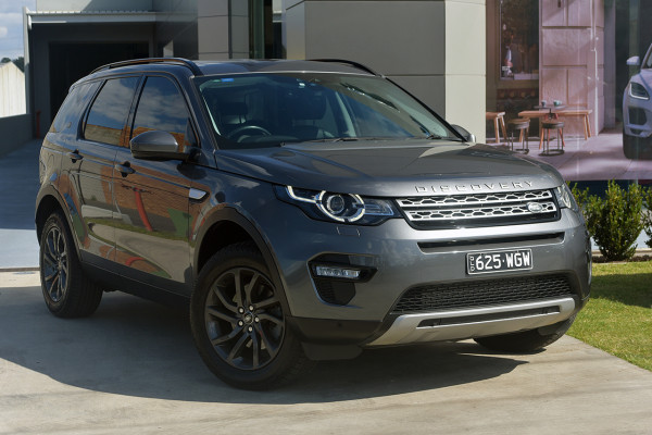 Land Rover Discovery Sport SD4 L550 16MY
