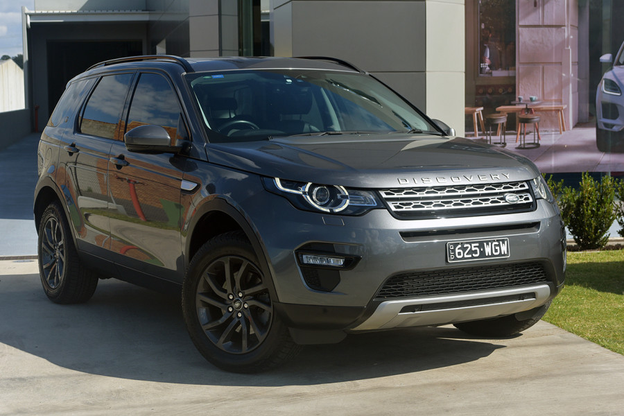 2015 MY16 Land Rover Discovery Sport L550 16MY SD4 Suv Mobile Image 1