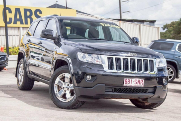 2012 Jeep Grand Cherokee WK MY12 Laredo (4x4) Suv