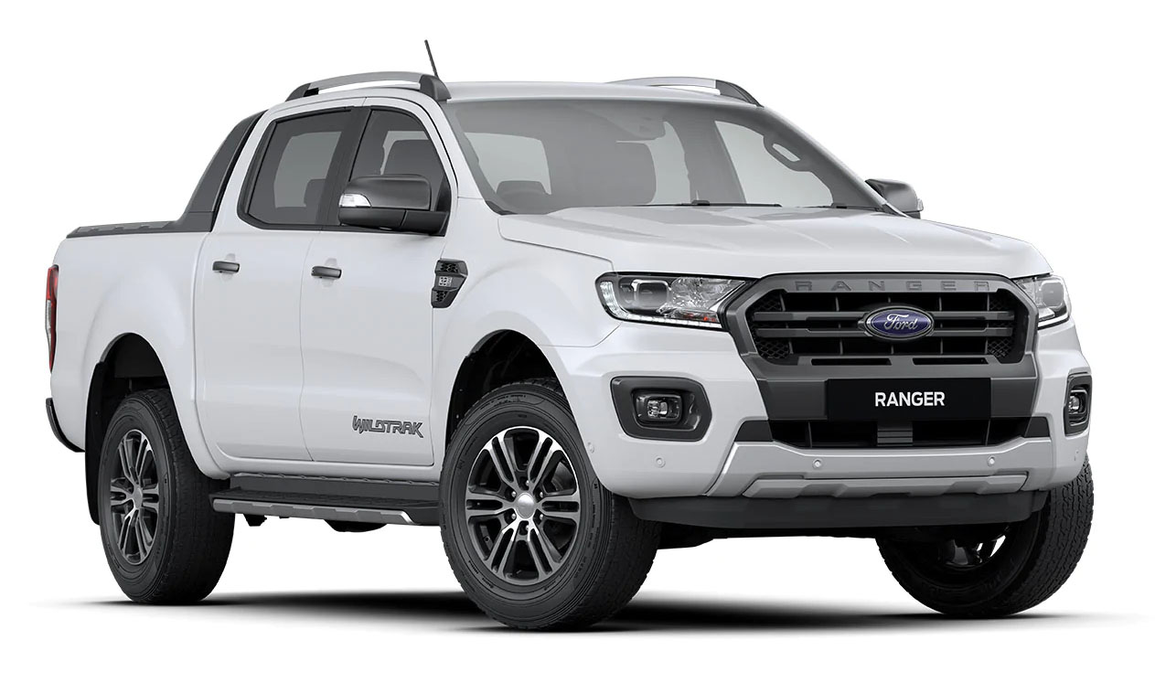 2019 MY20.25 Ford Ranger PX MkIII 4x4 Wildtrak Double Cab Pick-up Double cab pick up