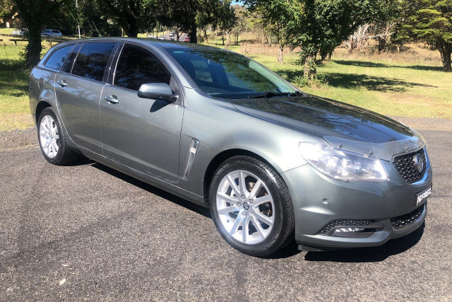 2013 MY14 Holden Commodore VF International Wagon Image 4