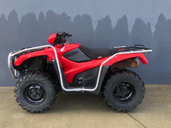 2012 Honda TRX500 FPM Motorcycle