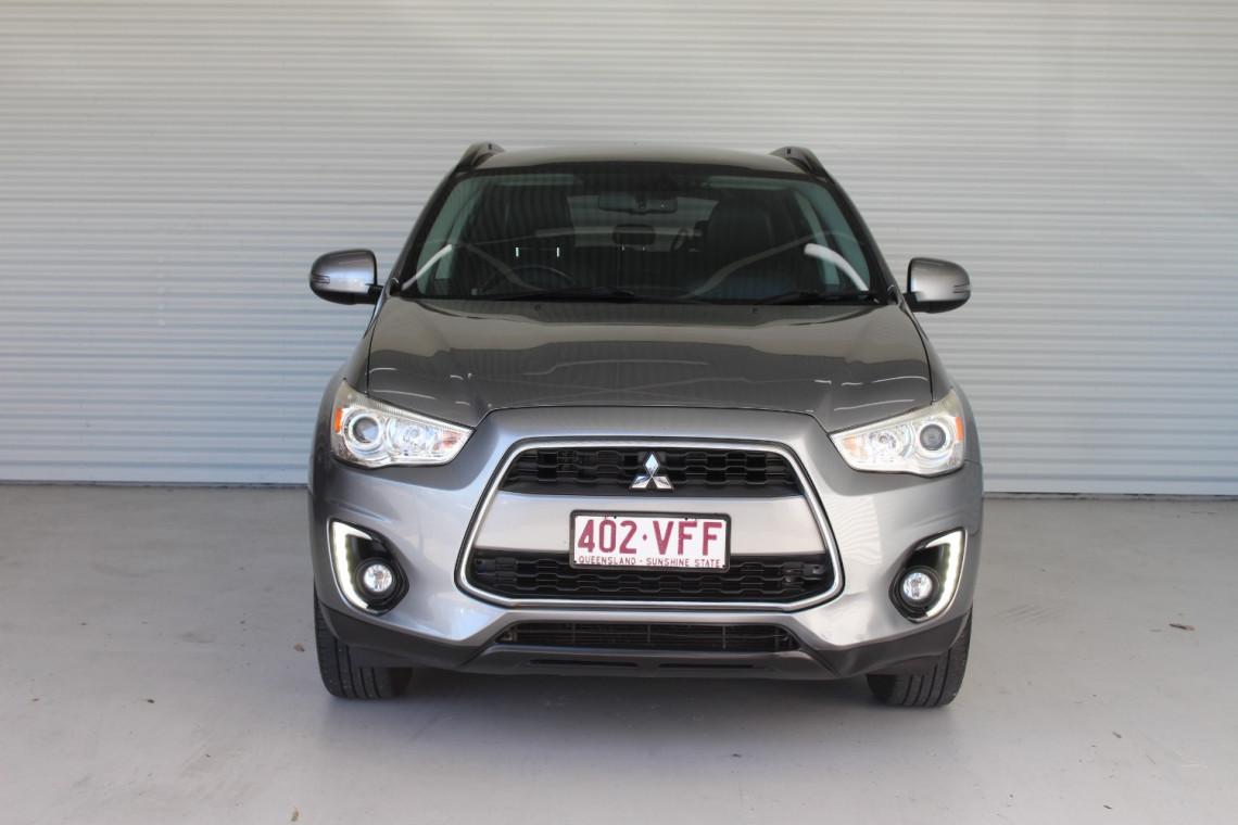 2014 MY15 Mitsubishi ASX XB MY15 XLS Suv
