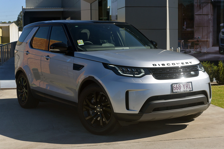 2018 MY19 Land Rover Discovery Series 5 SE Suv Mobile Image 1