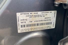 2012 Jeep Compass MK  Limited Suv