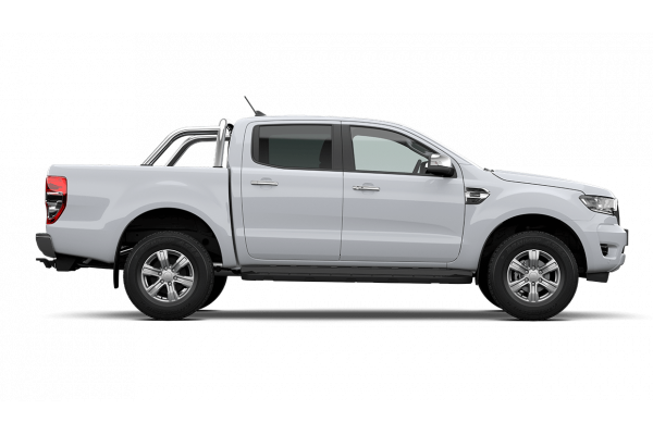 2020 MY21.25 Ford Ranger PX MkIII XLT Double Cab Cab chassis Image 3
